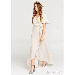 Show Me Your Mumu - Sophia Wrap Dress